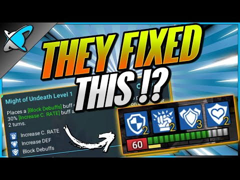 WE MADE THEM FIX THIS !? | Buff Order & Freeze Debuff Changes !! | RAID: Shadow Legends
