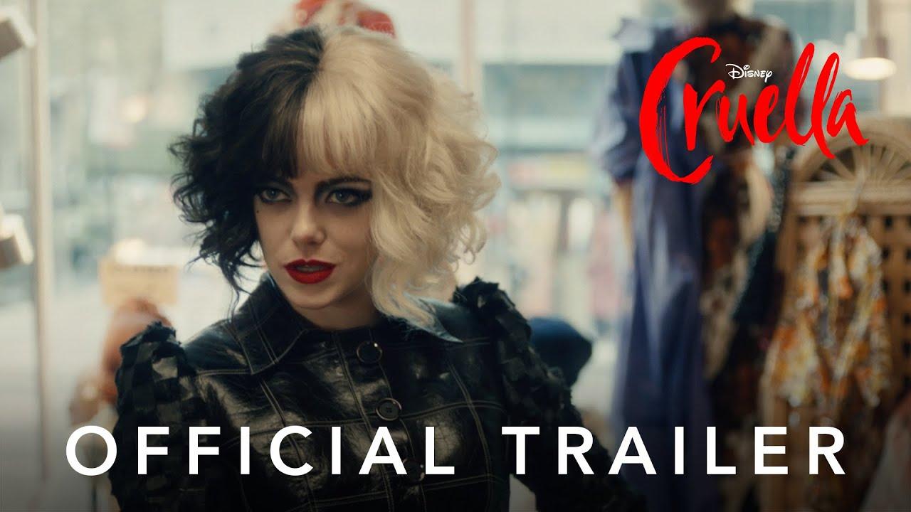 Cruella Trailer thumbnail
