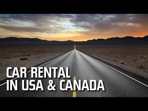 Car rental in USA with KILROY