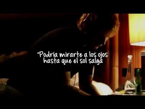 Afire Love En Espanol de Ed Sheeran Letra y Video