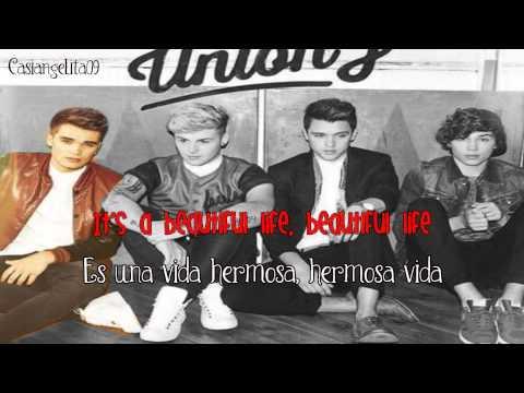 Beautiful Life En Espanol de Union J Letra y Video