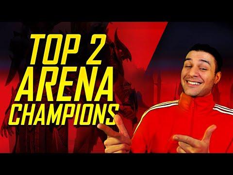 Best Arena Champions in Raid Shadow Legends
