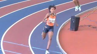 11-Year-Old Damira Allen Crushes 60 Second 400m!