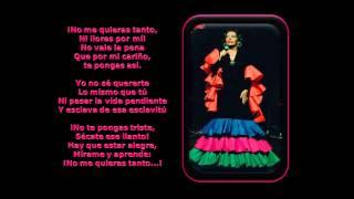 Amália Rodrigues - No me quieras tanto