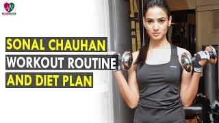 Sonal Chauhan Workout Routine & Diet Plan    Health Sutra - Best Health Tips