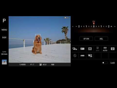 Xperia: режим Photo Pro.