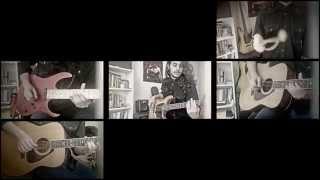 Bonobo - Black Sands (SplitScreen Cover)