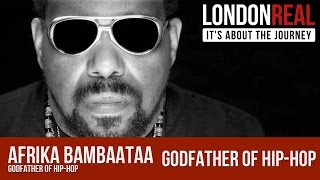 Afrika Bambaataa - Godfather of Hip Hop TRAILER | London Real