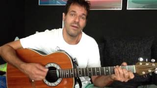 """""""Out of time"""" Blur """"Think Tank"""" acoustic Cover by Seffi"""