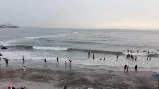 Playa punta Hermosa