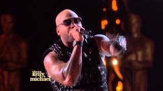 Flo Rida Live! With Kelly and Michael  2015 02 23
