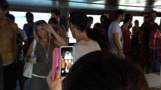 Asher Selector @ The Neuchatel BOAT Dance & Vibes ... 2015' ...