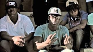 Landz Q.D.M - Na Rua.. (Prod. Onyx Beats) VideoClip Oficial