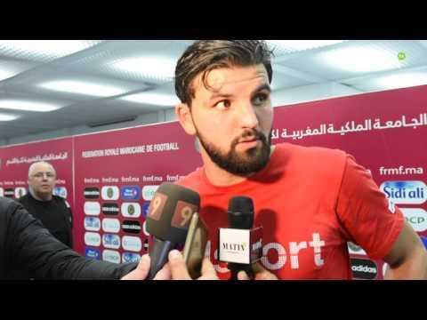 """Syam Ben Youssef : """"C'est un match amical, mais un derby avant tout"""""""
