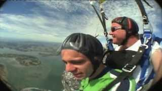 Live While You Live - Tauranga New Zealand Amazing Skydiving