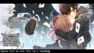 """[TYER] English Amnesia OP - """"Zoetrope"""" [Ft.Spiral]"""