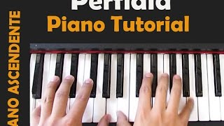 Perfidia - Tutorial Piano