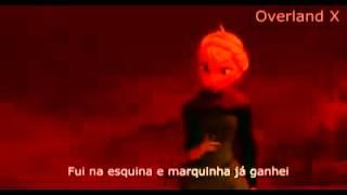 """Musica Do """"Frozen"""" , que calor , que calor"""