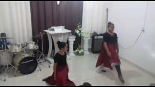 Paulo e Silas ( Alison e Neide ) Filhas de Deus Juvenil
