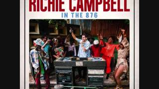 Richie Campbell Ft. Toian - Get Over You (2015)