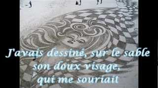 Christophe - Aline paroles lyrics karaoke