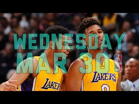 NBA Daily Show: Mar. 30 - The Starters