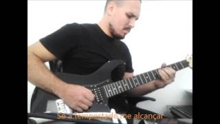 Sobre as Águas - Solo Guitarra