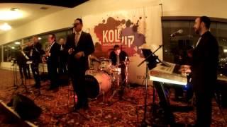 KOL HAMESAMEACH Musical Productions featuring Dovid Gabay singing Vehi Sheamda