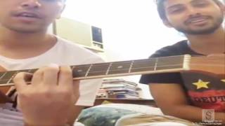 Salmon Muqtadir and Shoumik Ahmed new Song Onno keu
