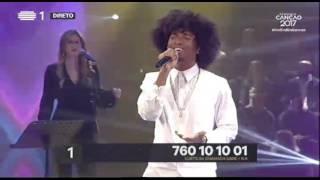 David Gomes - My Paradise - 2ª Semifinal | Festival da Canção