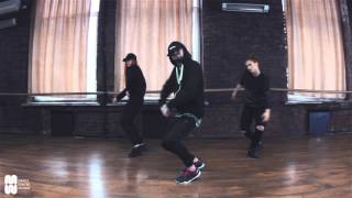 August Alsina feat. Trinidad James - I Luv This Sh t choreography by Maxim Kovtun - DCM