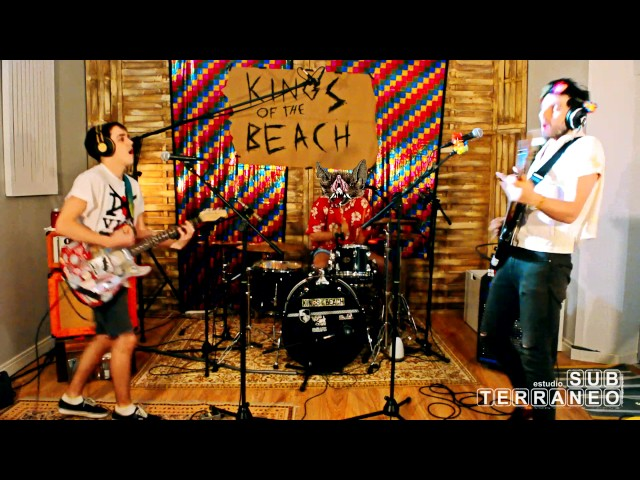 Video oficial de Kings Of the Beach en directo