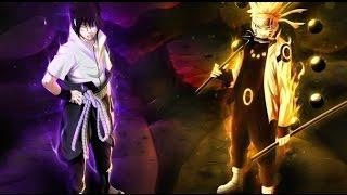 Naruto e Sasuke VS Madara Rikudou [Naruto AMV] - Courtesy Call