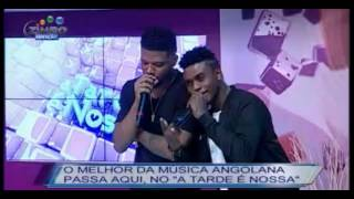 Cláudio Fénix Feat Lil Saint - Volta Só Já