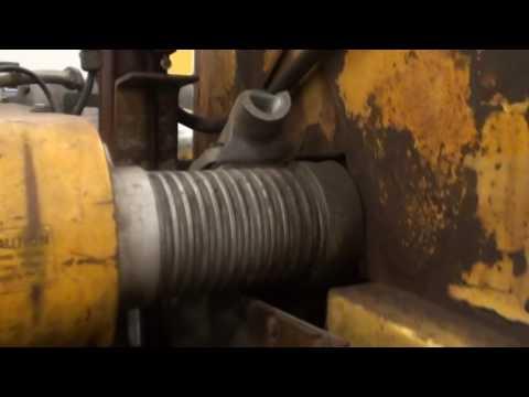 Used Everett 20/22 Abrasive Cut Off Saw - DK-18639