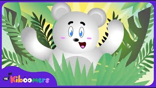 Animal Freeze Dance | Kids Music | Songs for Kids | The Kiboomers | Esl | Toddler