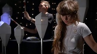 Purity Ring - Bodyache (Live on KEXP)