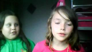 Me and kacie singing Payphone