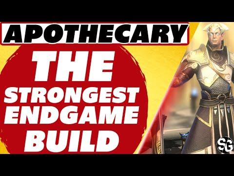 Strongest Apothecary in-game? Raid Shadow Legends Apothecary build