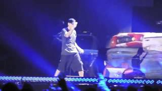 Eminem-Stan live in New York