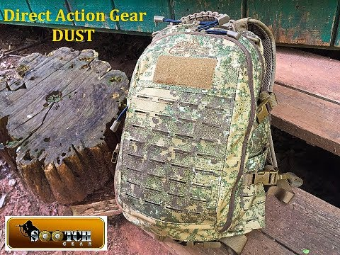 Direct Action Gear DUST Backpack Review