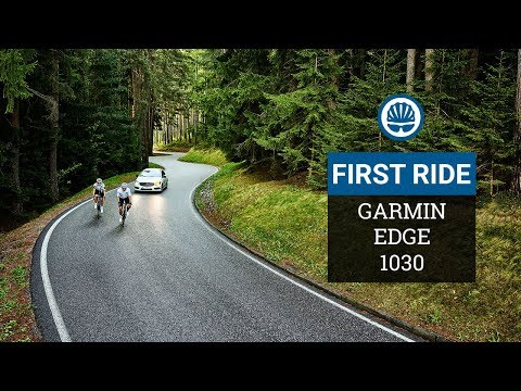Garmin Edge 1030 First Ride Review - Full Featured Flagship Head-Unit