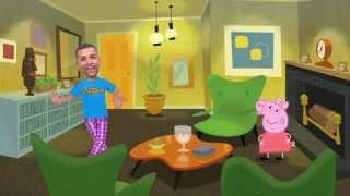 Funk da Peppa Pig - Mc Panterão Clip Oficial (FULL HD)))