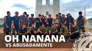 OH NANANA vs ABUSADAMENTE | Zumba® | TML Crew x Team 90s