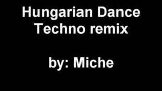 Miche's hungarian dance techno remix