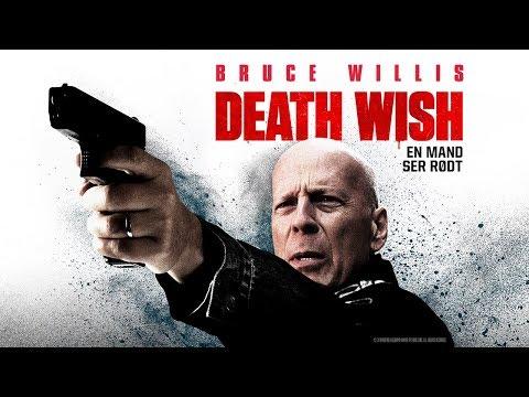 Death Wish - En mand ser rødt - Nu på DVD, Blu-ray & Digitalt