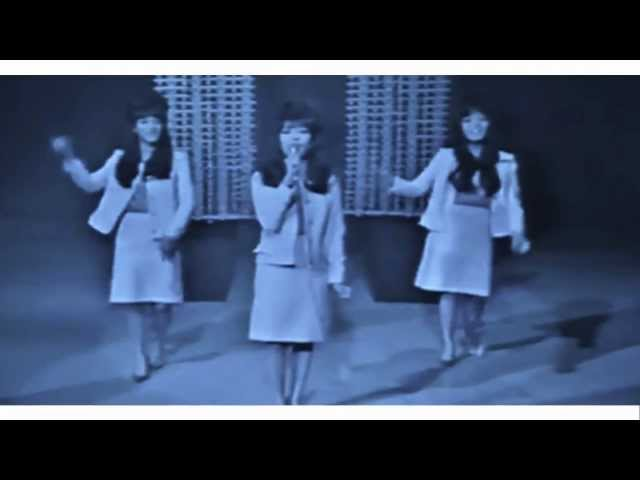 Video oficial de be my baby de The Ronettes