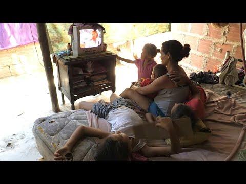 الأزمة الفنزويلية تؤرق الأمهات من مختلف الطبقات الاجتماعية