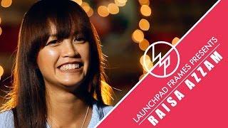Girls Can Take Photos Too! - Raisa Azzam | LaunchPad Frames