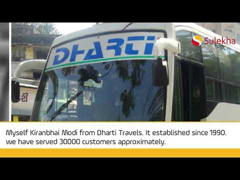 35, 36, 40, 54, 55 seater Bus Rental in Ahmedabad, Chartered